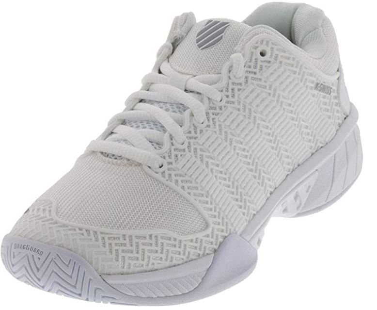 Best Pickleball Shoes: This is an image of the K-Swiss Women's Hypercourt Express