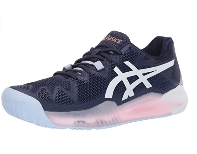Best Pickleball Shoes: This is an image of the ASICS Women's Gel-Resolution 8