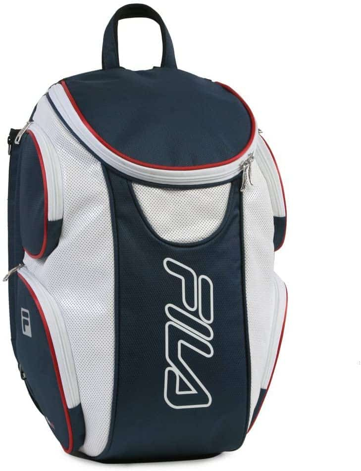 Best Pickleball Accessories And Must-Have Gear:  Fila Ultimate Backpack