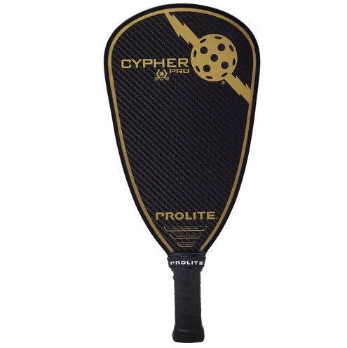 Top‌ ‌Pickleball‌ ‌Brands:‌ ‌A‌ ‌Full‌ ‌Review‌: Prolite Cypher Pro Gold Pickleball Paddle