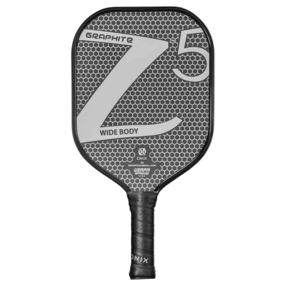 Top‌ ‌Pickleball‌ ‌Brands:‌ ‌A‌ ‌Full‌ ‌Review‌: Onix Z5 Gaphite Pickleball Paddle