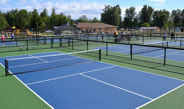 How Can I Find Pickleball Courts Near Me: Image of a Pickleball Court