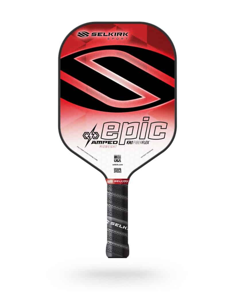 Top‌ ‌Pickleball‌ ‌Brands:‌ ‌A‌ ‌Full‌ ‌Review‌ : Selkirk Epic Pickleball Paddle