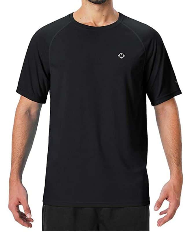 Best Pickleball Clothes: Sun Protection Outdoor T-Shirt