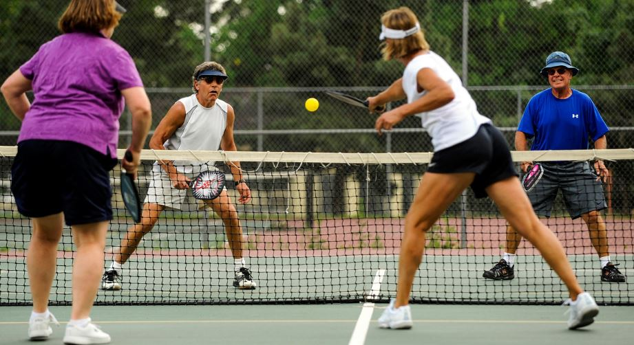 People Playing Pickleball: How Can I Find Pickleball Courts Near Me