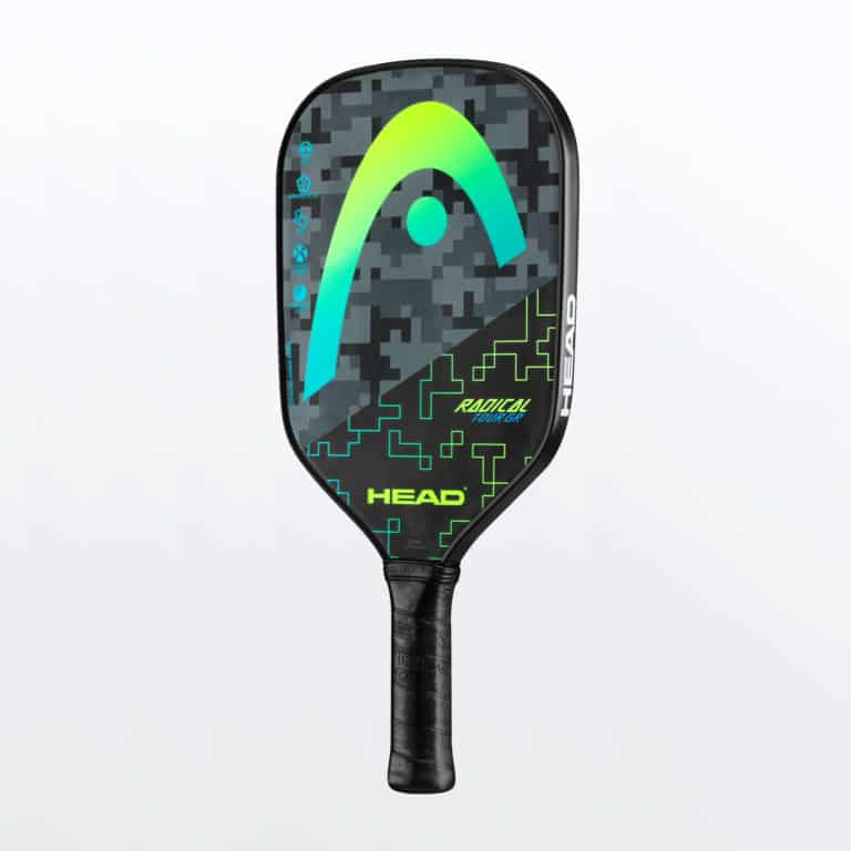 Top‌ ‌Pickleball‌ ‌Brands:‌ ‌A‌ ‌Full‌ ‌Review‌: Head Radical Tour GR Pickleball Paddle