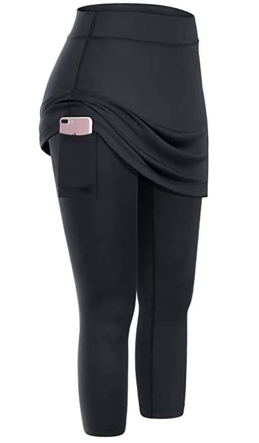 Best Pickleball Clothes for Men and Women: Tennis Skirted Leggings