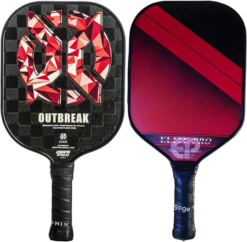 Engage Pickleball vs. Onix Pickleball: Best for Professionals