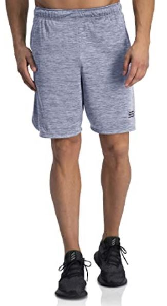 Men's Pickleball Shorts: Three Sixty Six Dry Fit Gym Shorts