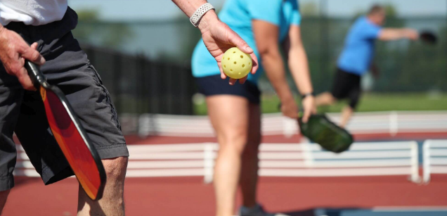 Pickleball vs Tennis, What is the Difference?: About Pickleball