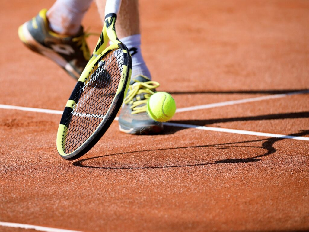 Pickleball vs Tennis, What is the Difference?: About Tennis