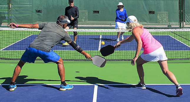 Pickleball Strategy - Advanced: Doubles Strategy