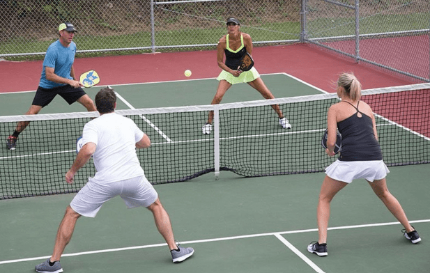 Two Bounce Rule in Pickleball: Practice Makes Perfect